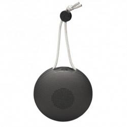 Altavoz inalambrico portatil denver btp - 118 negro