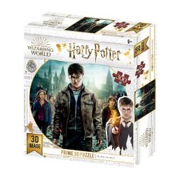 Puzzle 3d lenticular harry potter harry