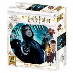 Puzzle 3d lenticular harry potter miembros