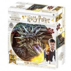 Puzzle 3d lenticular harry potter torneo