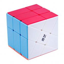 Cubo rubok qiyi windmill 3x3 stickerless