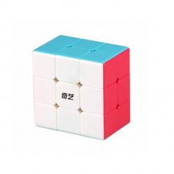 Cubo rubik qiyi 3x3x2 stickerless