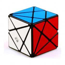 Cubo rubik qiyi axis 3x3 negro