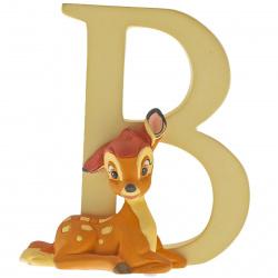 Figura enesco disney bambie letra b