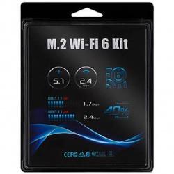 Antena wifi m2 asrock deskmini wifi6