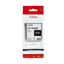 Cartucho tinta canon pfi - 120 mbk negro