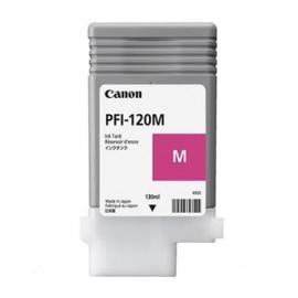 Cartucho tinta canon pfi - 120 m magenta