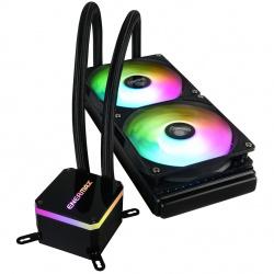 Ventilador disipador gaming enermax elc - lmt240 - argb liqmax