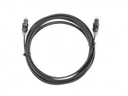 Cable toslink lanberg optico audio digital