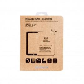 Protector pantalla silver ht filtro privacidad