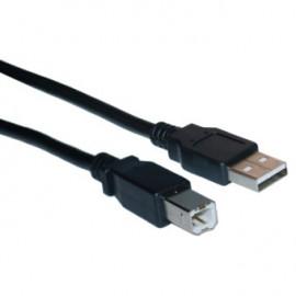 Cable impresora silver ht usb a