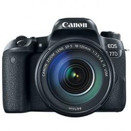 Camara digital reflex canon eos 77d