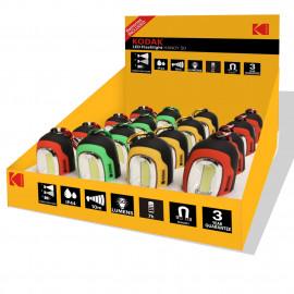 Expositor 24 linternas kodak handy 50