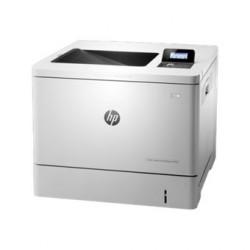 Impresora hp laser color laserjet m553n