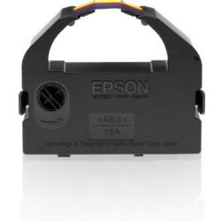 Cinta impresora epson c13s015056 color sidm