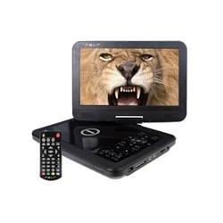 Dvd portatil nevir 10.1pulgadas nvr - 2782dvd - pcu negro