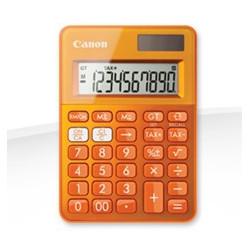 Calculadora canon sobremesa ls - 100k naranja