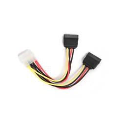 Cable alimentacion corriente cc - sata - psy molex a