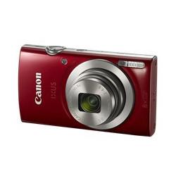 Camara digital canon ixus 185 roja