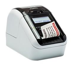 Impresora etiquetas brother ql - 820nwb 62mm 110epm