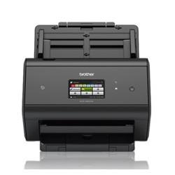 Escaner documental brother ads - 3600w duplex red