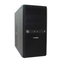 Caja ordenador microatx coolbox m400 usb2.0