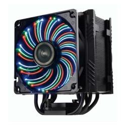 Ventilador disipador enermax gaming vegas quad