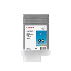 Cartucho canon pfi - 101c cian ipf5000 ipf5100