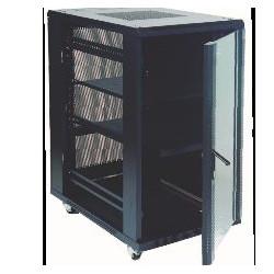 Armario rack 18u 0.90x600x600 con accesorios