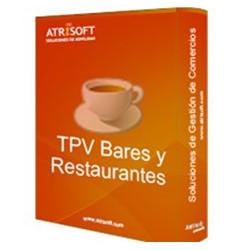 Programa tpv bares y restaurantes atrisoft