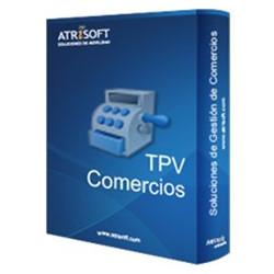 Programa tpv comercios atrisoft licencia electronica