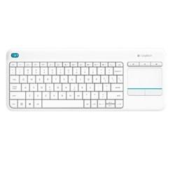 Teclado logitech k400 plus touch keyboard