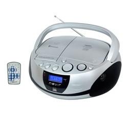 Radio cd mp3 portatil nevir nvr - 480ub