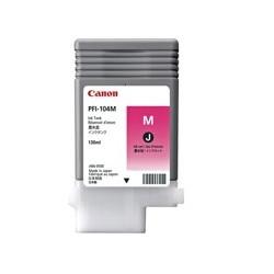Cartucho tinta canon pfi - 104m magenta ipf650
