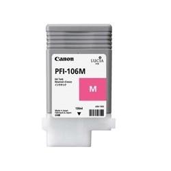 Cartucho tinta canon pfi106m magenta ipf6400se