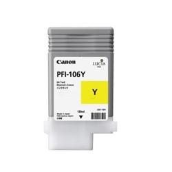 Cartucho tinta canon pfi106y amarillo ipf6400se