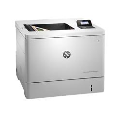 Impresora hp color laserjet enterprise m553dn