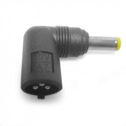 Conector tip cargador universal phoenix din