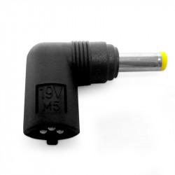 Conector tip cargador universal phcharger90 phcharger90pocket