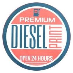 Cartucho tinta diesel print t1282 cyan