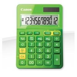 Calculadora canon sobremesa ls - 123k verde