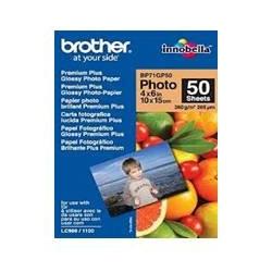 Papel brother foto brillante bp71gp50 50