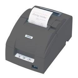 Impresora ticket epson tm - u220pa corte+copia parelelo