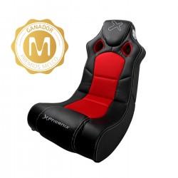 Sillon sofa phoenix gaming racer negro