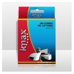 Cartucho tinta imax lc980 lc1100c cyan