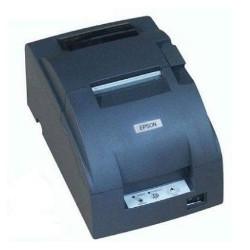 Impresora ticket epson tm - u220d negra serie