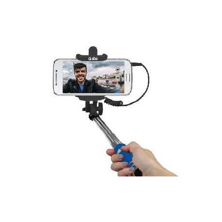 Palo selfie sbs compacto azul mango