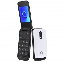 Telefono movil alcatel 2053 blanco 2.4pulgadas