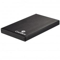 Carcasa disco duro hdd - ssd coolbox coo - sca - 2512