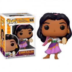 Funko pop disney el jorobado esmeralda